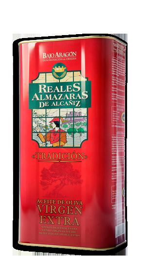 """Reales Almazaras """"Tradición"""" 5L"""