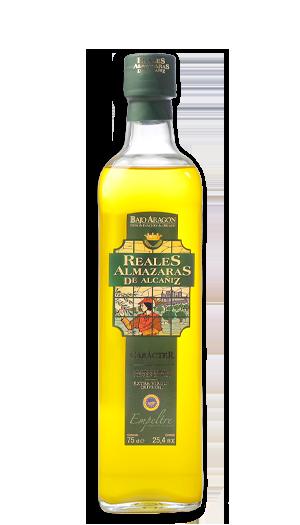 """Reales Almazaras """"Caracter"""" 0.75L"""