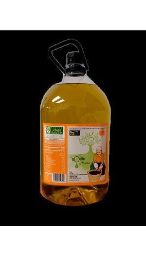 El aceite de Marta, garrafa 5 l.
